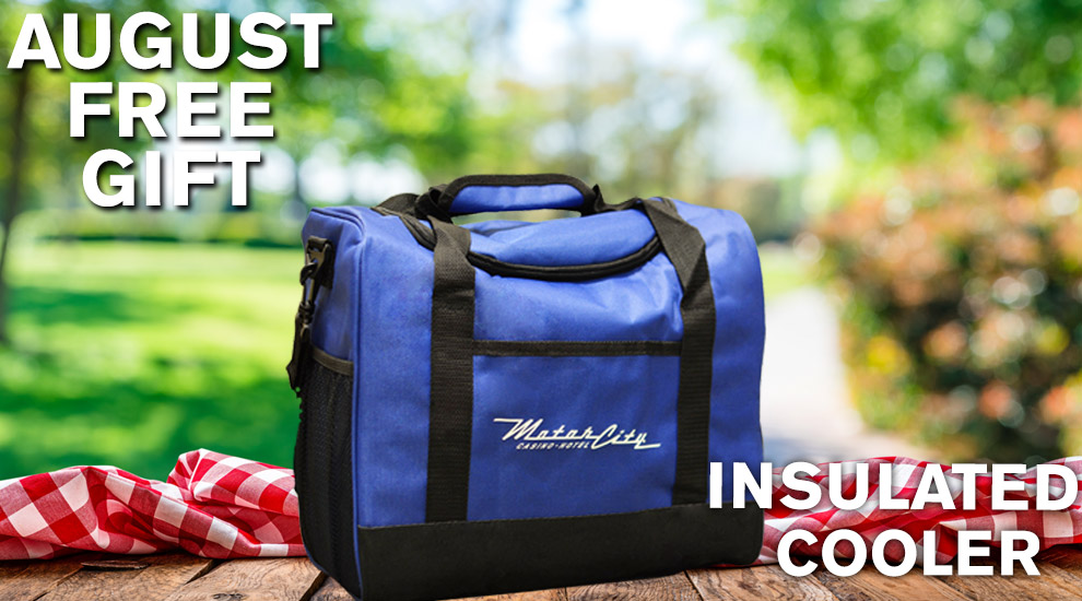 Free Gift: Insulated Cooler - INVITE ONLY