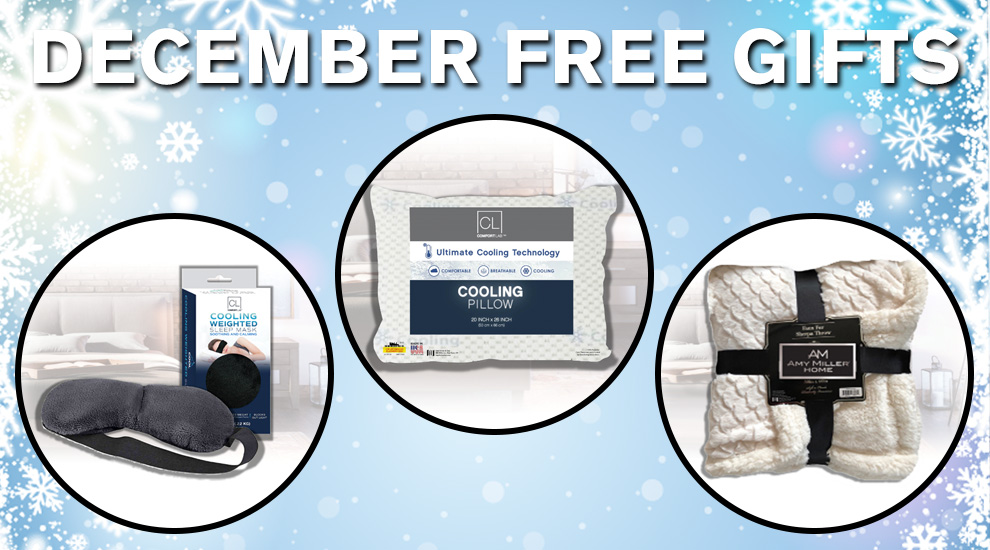 Free Gift: Winter Comfort Series - INVITE ONLY