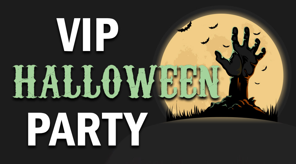 VIP Halloween Party - INVITE ONLY